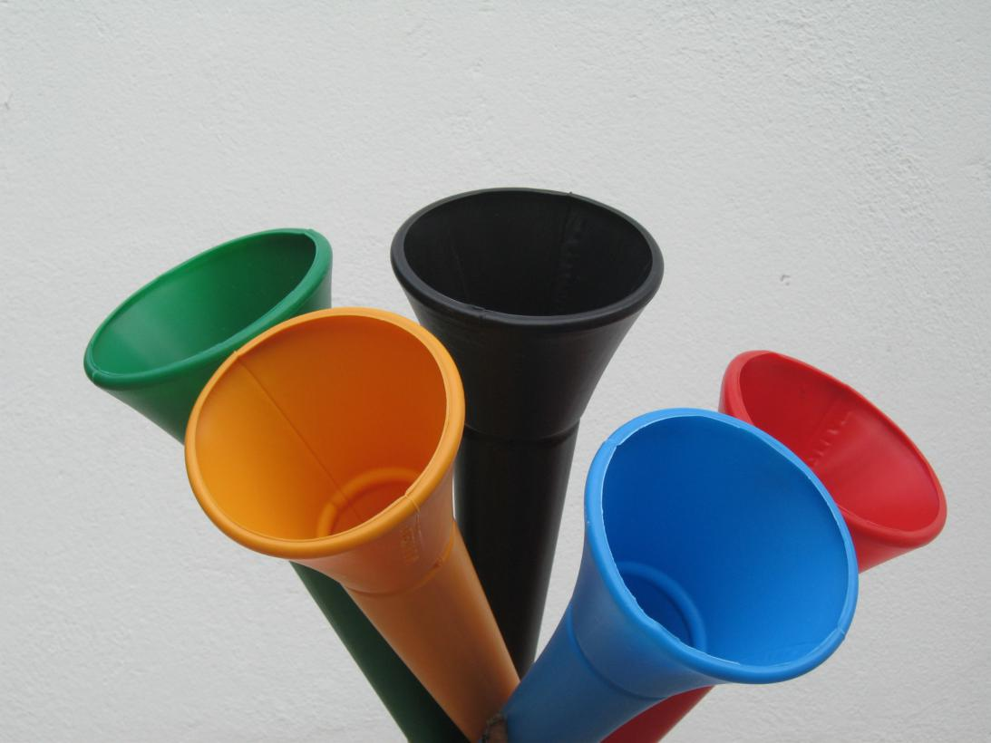 Vuvuzela Teambuilding Workshop
