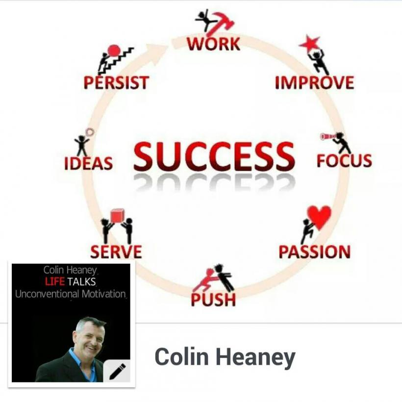 Colin Heaney