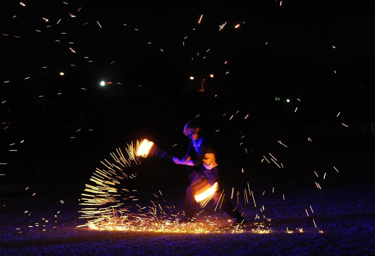 Fire Limbo