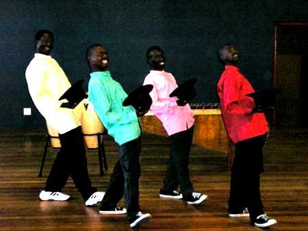 Pantsula Dancers