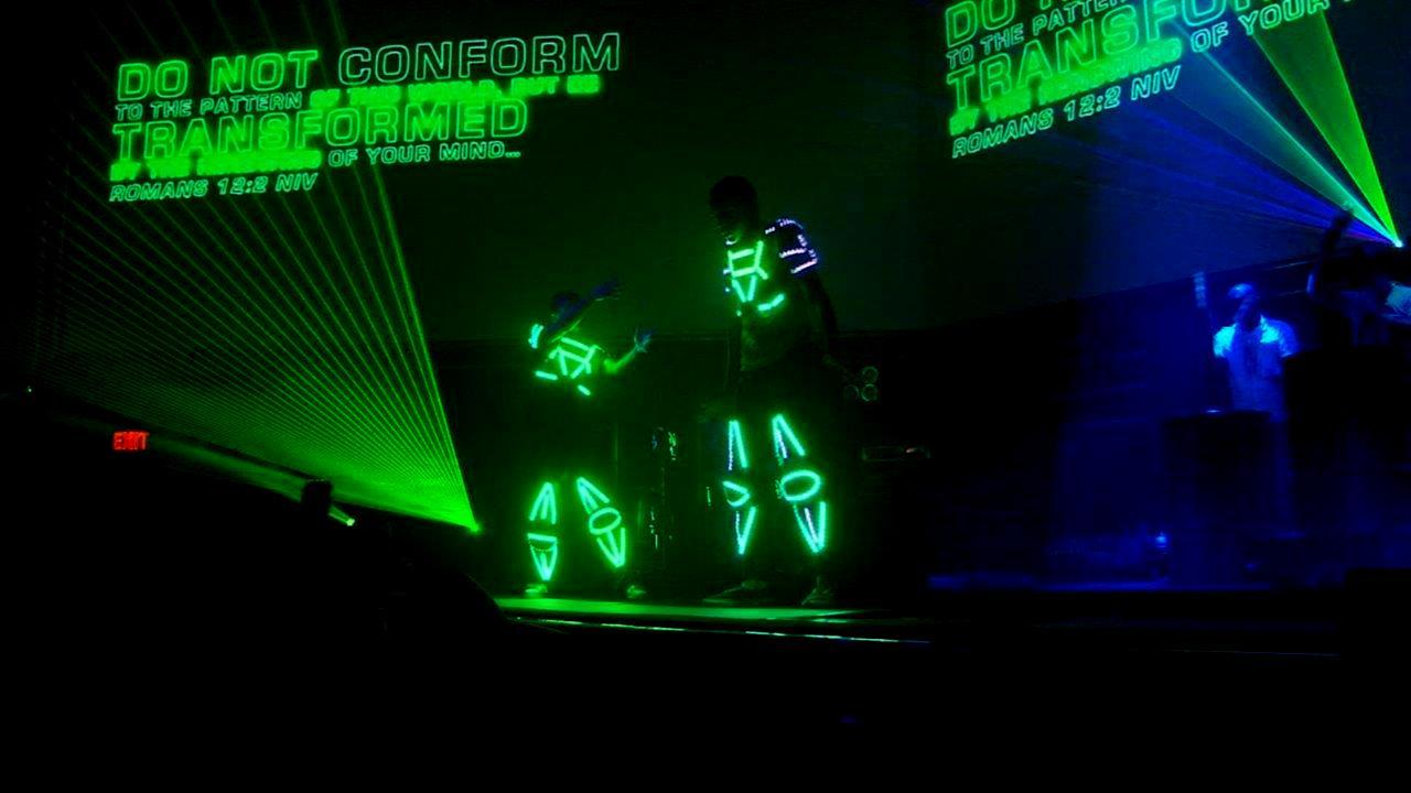 LASER X Light Suits