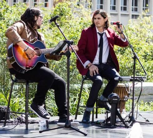 Mark Haze Acoustic Duo