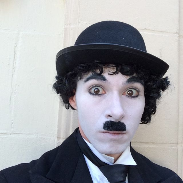 Charlie The Mime