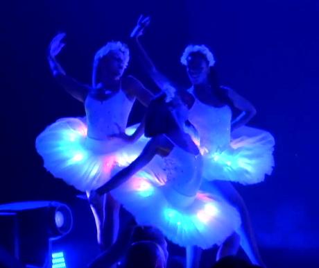 LED Tutu Dancers