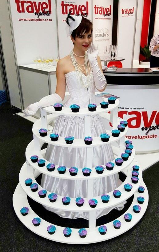 Cupcake Hostess